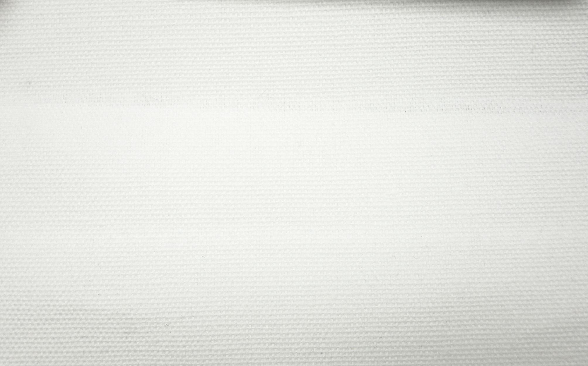 James Thompson Fabrics Duck Canvas White ...