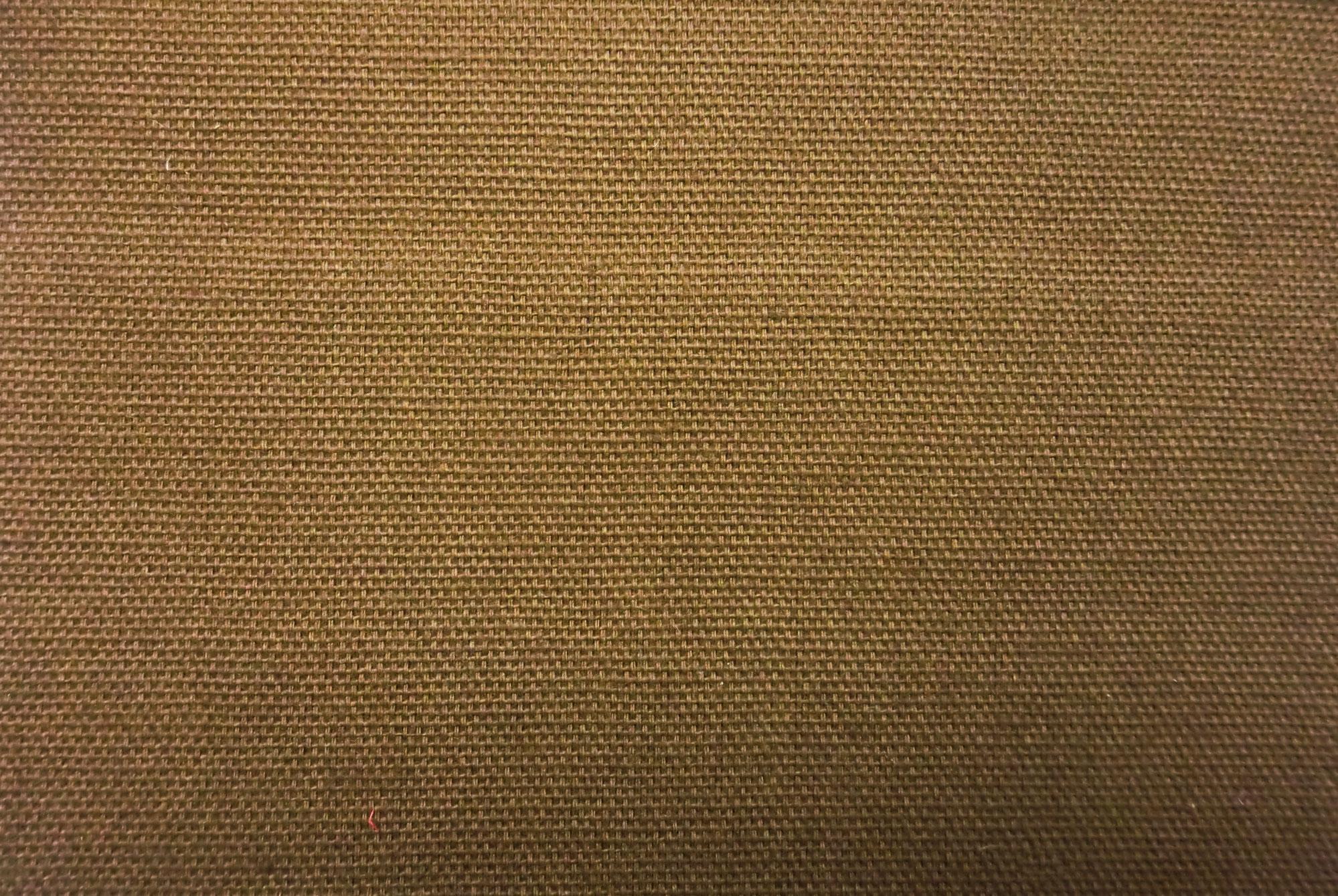 James Thompson Fabrics Duck Canvas Brown