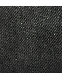 Micro Brush Twill Black by