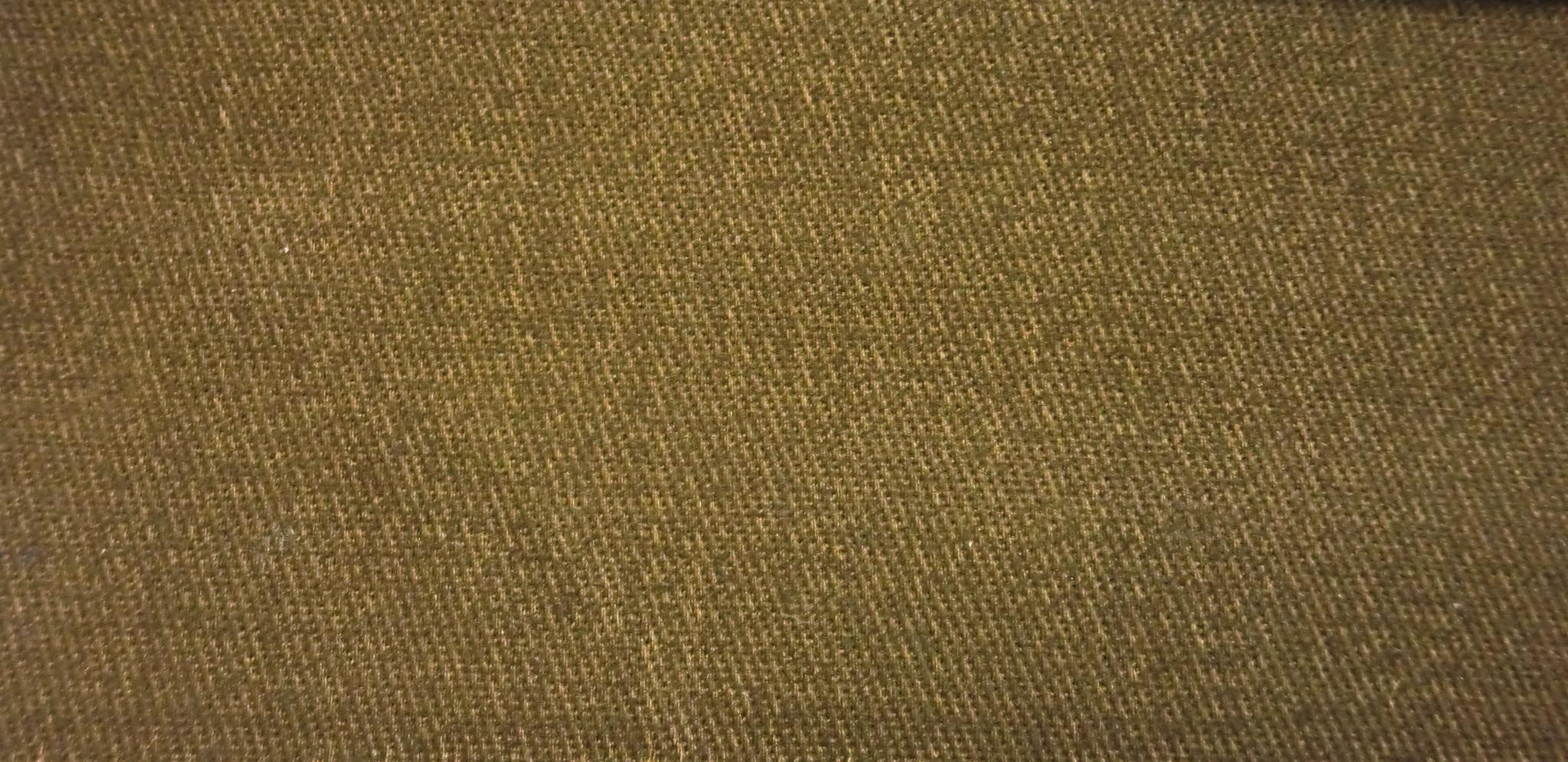 James Thompson Fabrics Micro Brush Twill Potting Soil Brown ...