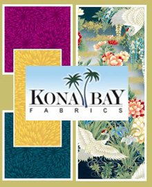 Kona Bay Fabric