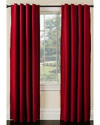Silk Dupion Ready Made Curtain Panel by