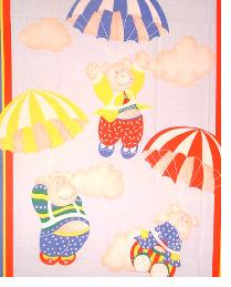 Flying Pigs Baby Panel In-Stock 2008