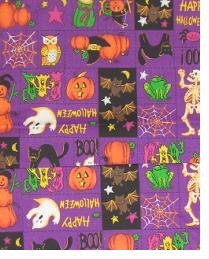 Halloween Assortment Purple Purple In-Stock 2008