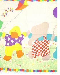Spring Dance Baby Panel In-Stock 2008