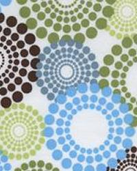 Michael Miller Fabrics Round About Spa Fabric