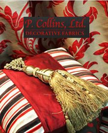 P Collins Ltd Fabric