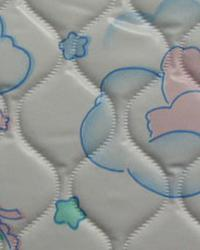 Quilted Clouds Vinyl by
