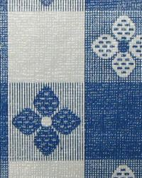 Tablecloth Tavern Check Blue  by