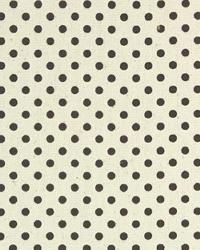 Premier Prints Dottie Natural Chocolate Fabric
