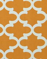 Trellis Diamond Fabric  Fynn Cinnamon