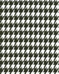 Premier Prints Houndstooth Black Fabric