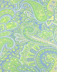 Premier Prints Paisley Gate Baby Blue Fabric