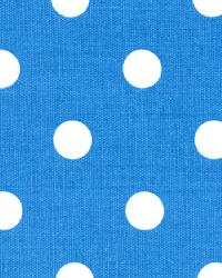 Premier Prints Polka Dots Paris White Fabric