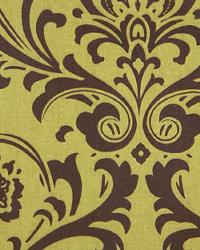 Premier Prints Traditions Chocolate Irish Fabric