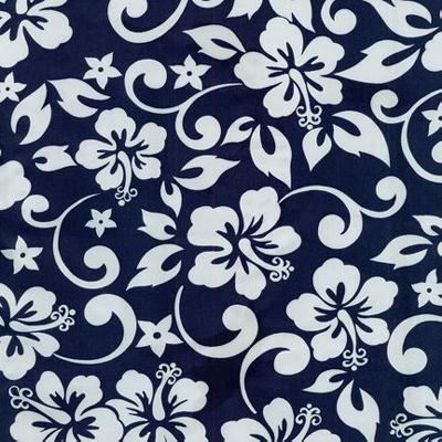 Robert Kaufman Hawaiian Flowers - 2 Yard Roll - Free Shipping* Navy Search Results