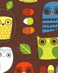 Critter Community Crazy Birds Retro by