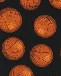 Sports Life Basketballs Black by