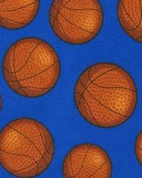 Sports Life Basketballs Royal by