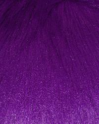 Purple Fun Fur Colors Fabric  Promo Shag Purple
