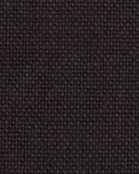 Sheldon and Barnett Lama Solid Black Fabric
