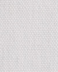 Sheldon and Barnett Lama Solid White Fabric