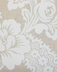 Patterned Linen Fabric