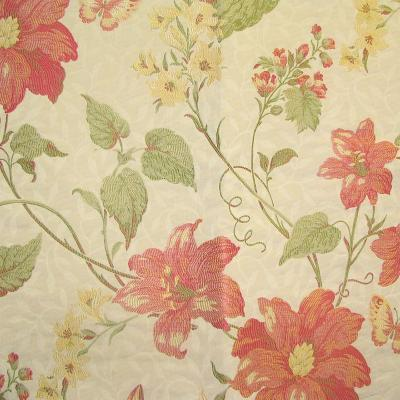 Fabric - Floral Upholstery Fabric - Floral Drapery Fabric