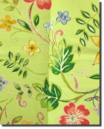 Swavelle-Millcreek Maisie Rally Apple Fabric