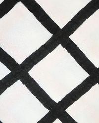 Black Ribbon Taffeta Fabric  Joyce Onyx