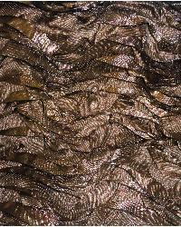 Brown Ribbon Taffeta Fabric  Mackenzie Chocolate