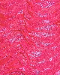 Pink Ribbon Taffeta Fabric  Mackenzie Fushia