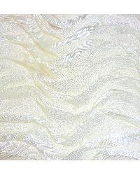 Beige Ribbon Taffeta Fabric  Mackenzie Ivory