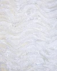 White Ribbon Taffeta Fabric  Mackenzie White