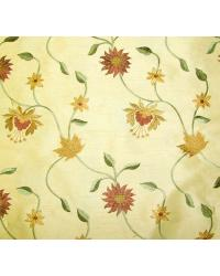 Valiant Bloom Beige Fabric