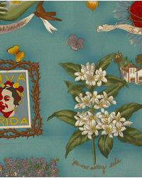 Viva Frida Blue by