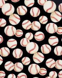 Baseball Black by