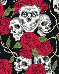 The Rose Tattoo Black Brite by
