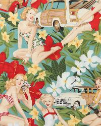 Aloha Girls Antique by