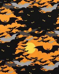 Midnight Colony Orange by