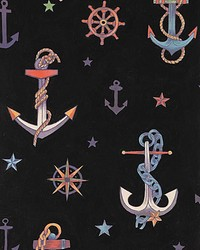 Anchored Black Multi by