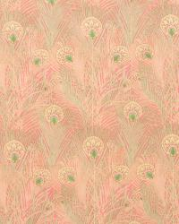 Regent Peacock Pink Green by