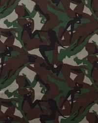Camouflage Girls Army Green by