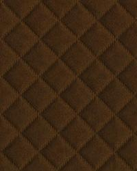 Quilted Matelasse Fabric  Hendrix Mink