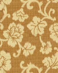 Large Print Floral Fabric  Milieu Birch