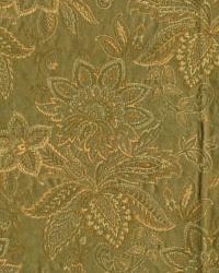 Large Print Floral Fabric  Yarborough Sage