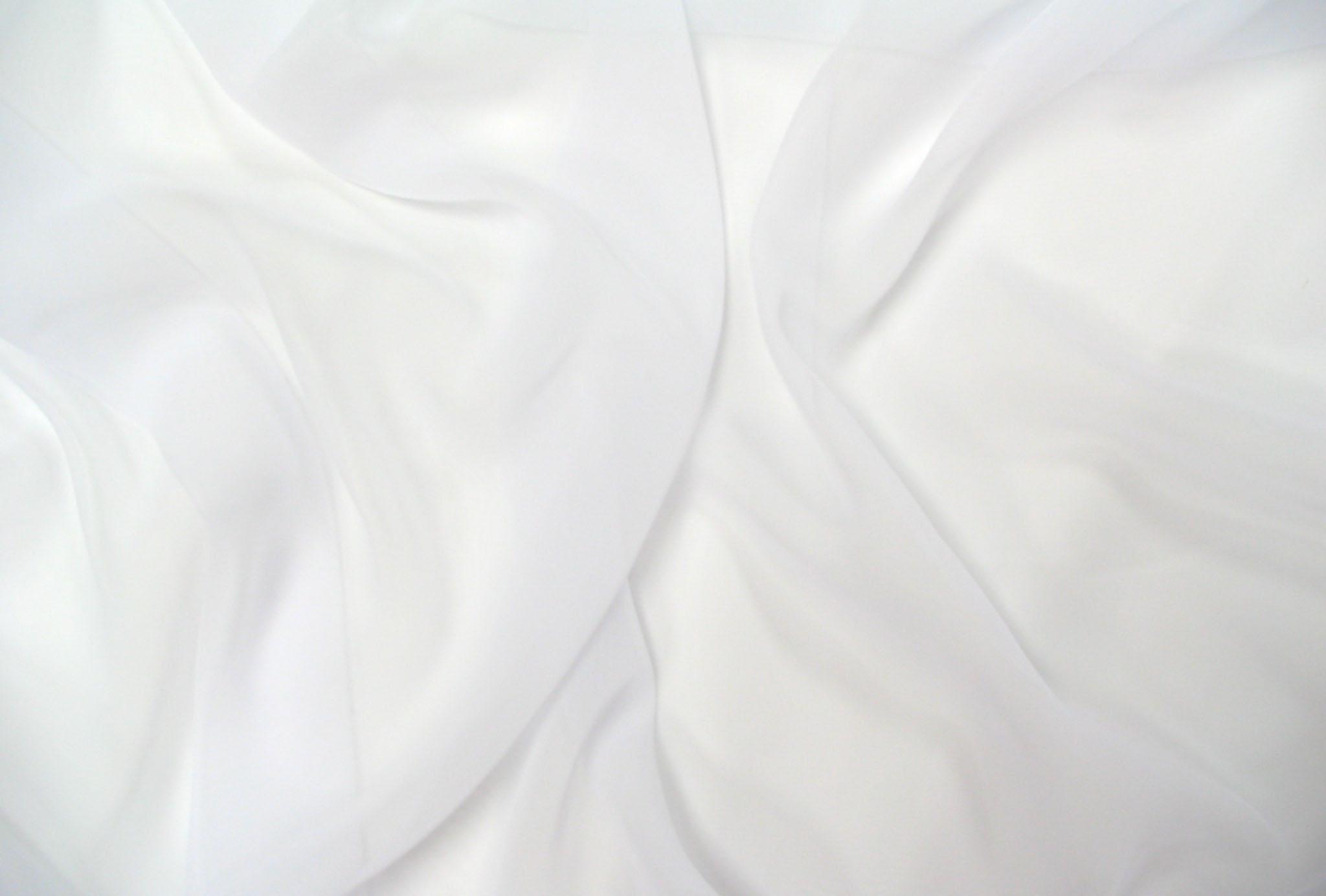 50yd Sale Silk Chiffon Fabric White Bridal Gown Curtain Ebay