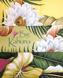 Big Kahuna Fabric