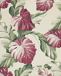 Big Kahuna Botanical Natural Fabric