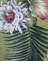 Big Kahuna Night Blooming Natural Fabric